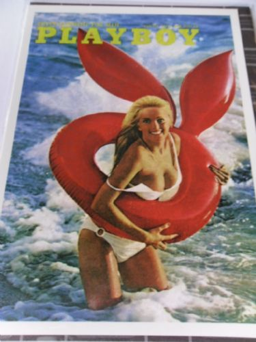 Playboy (Official) Greeting Card (PB10)
